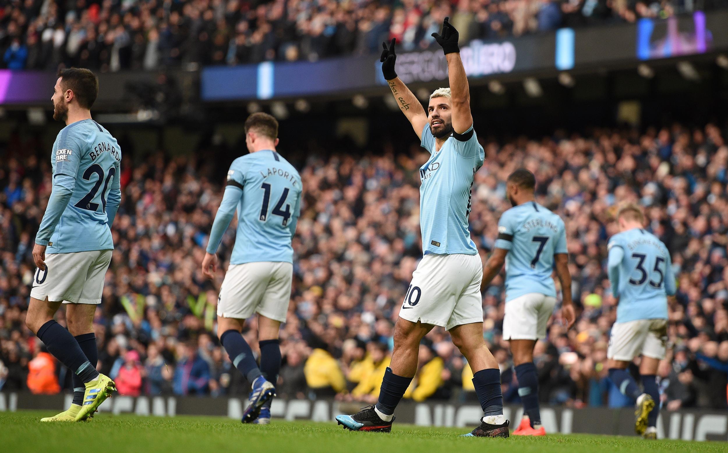 Manchester City change d'équipementier