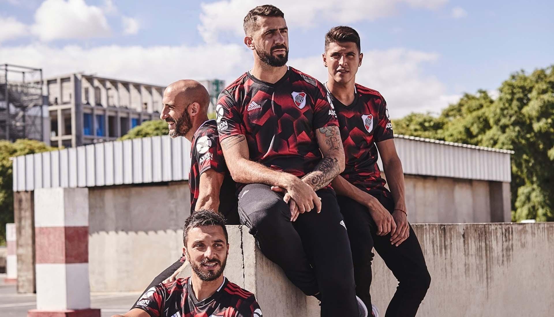 Le nouveau maillot third de River Plate