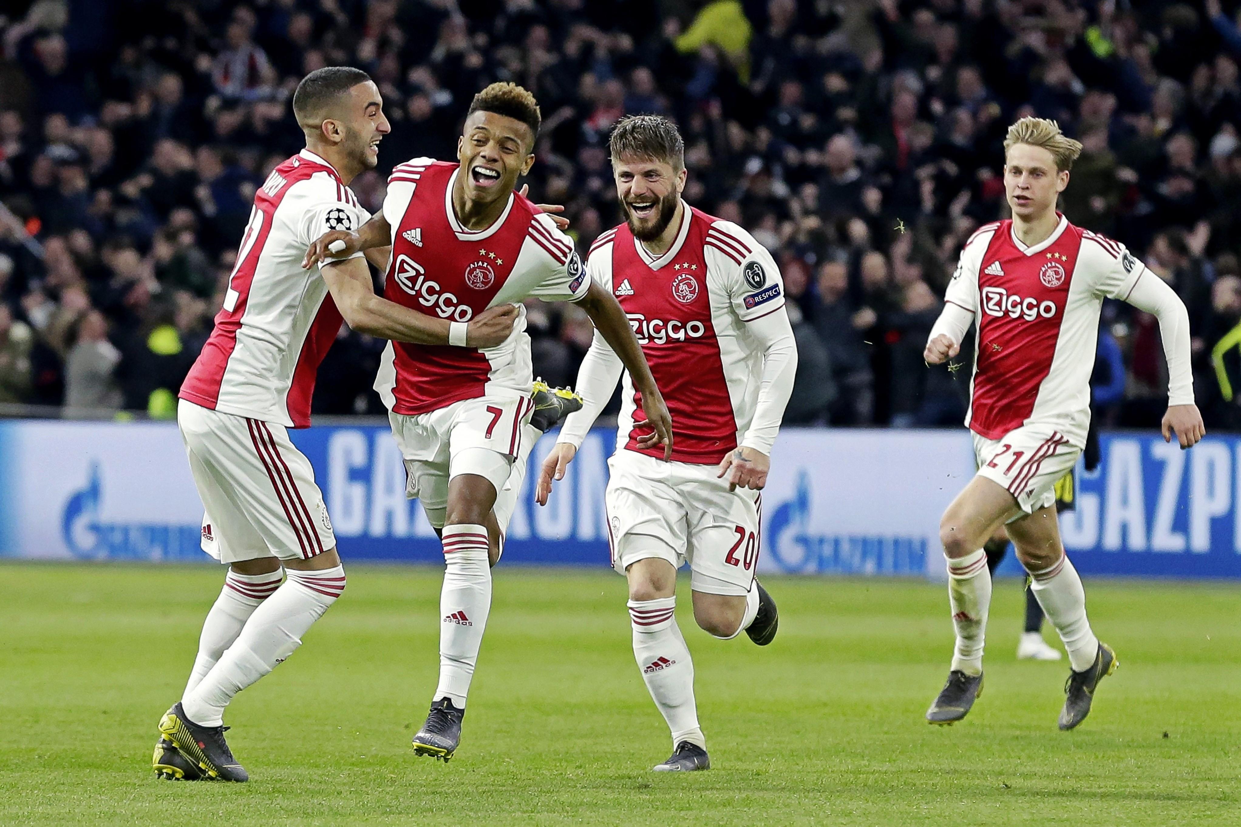 L'Ajax Amsterdam à la sauce Netflix ?