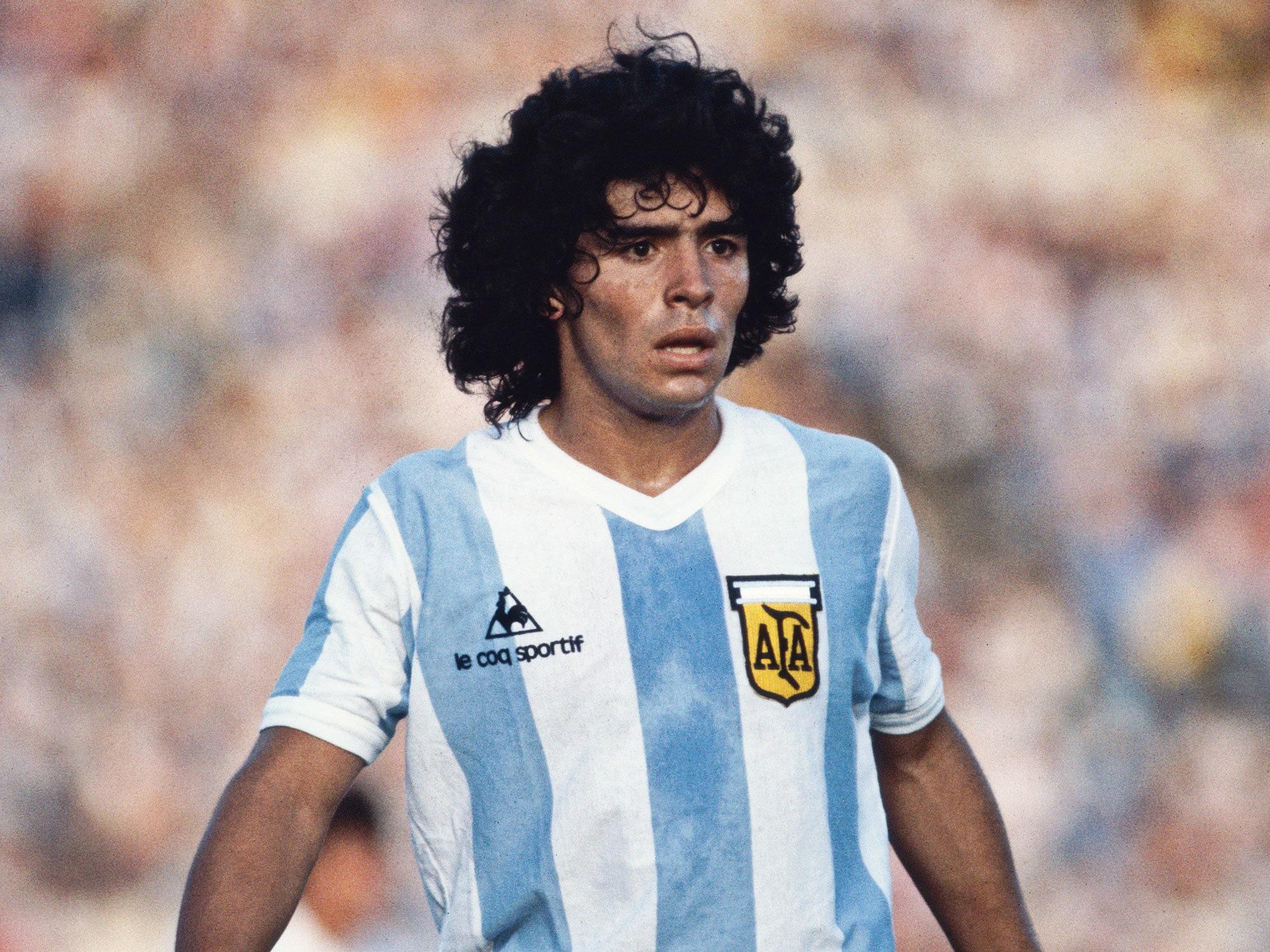 Un premier extrait du documentaire sur Maradona dévoilé