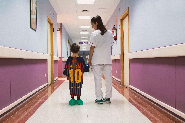 Quand le football a le cœur sur la main
