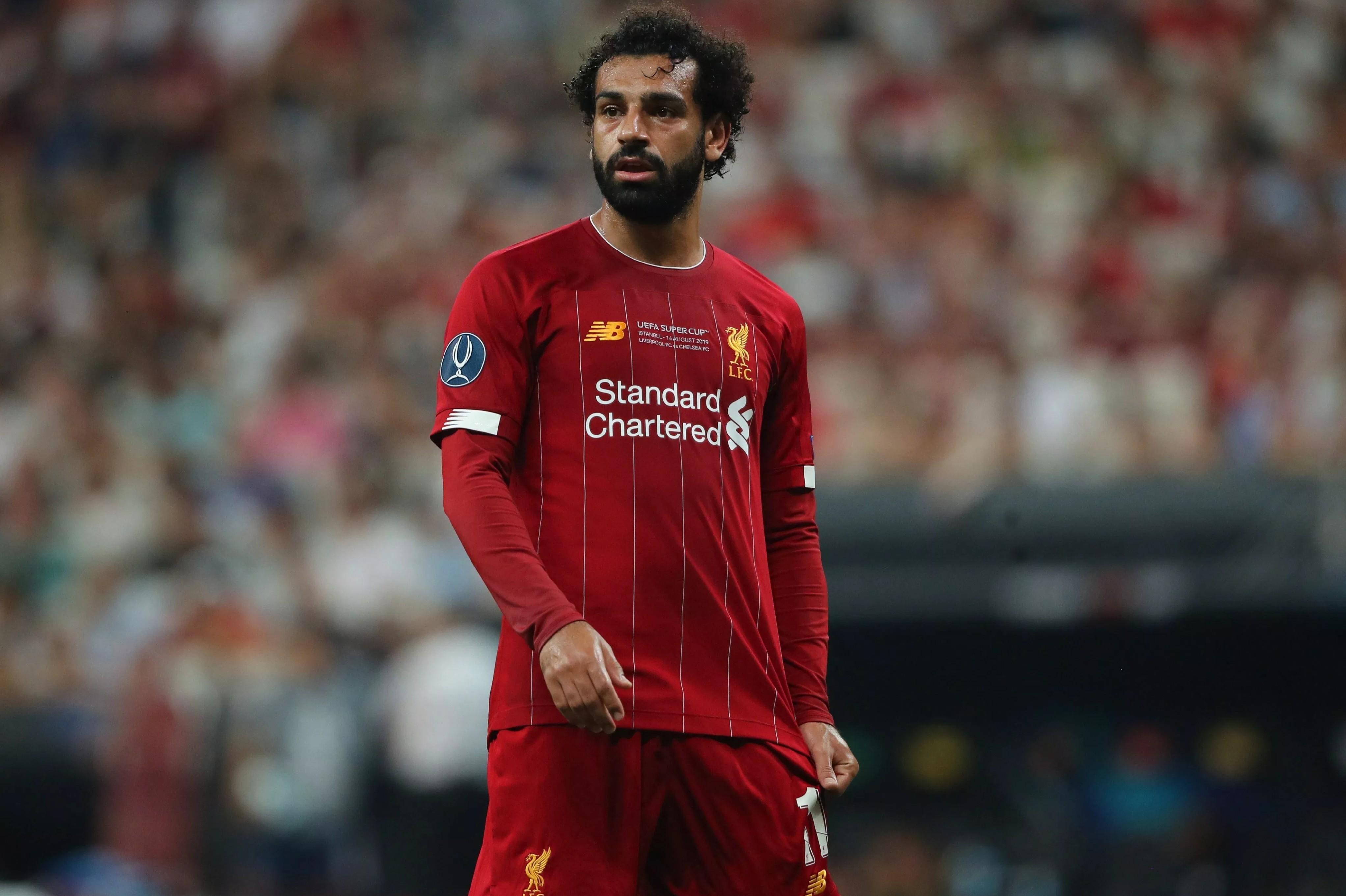 Mohamed Salah dans la dernière publicité d'Adidas