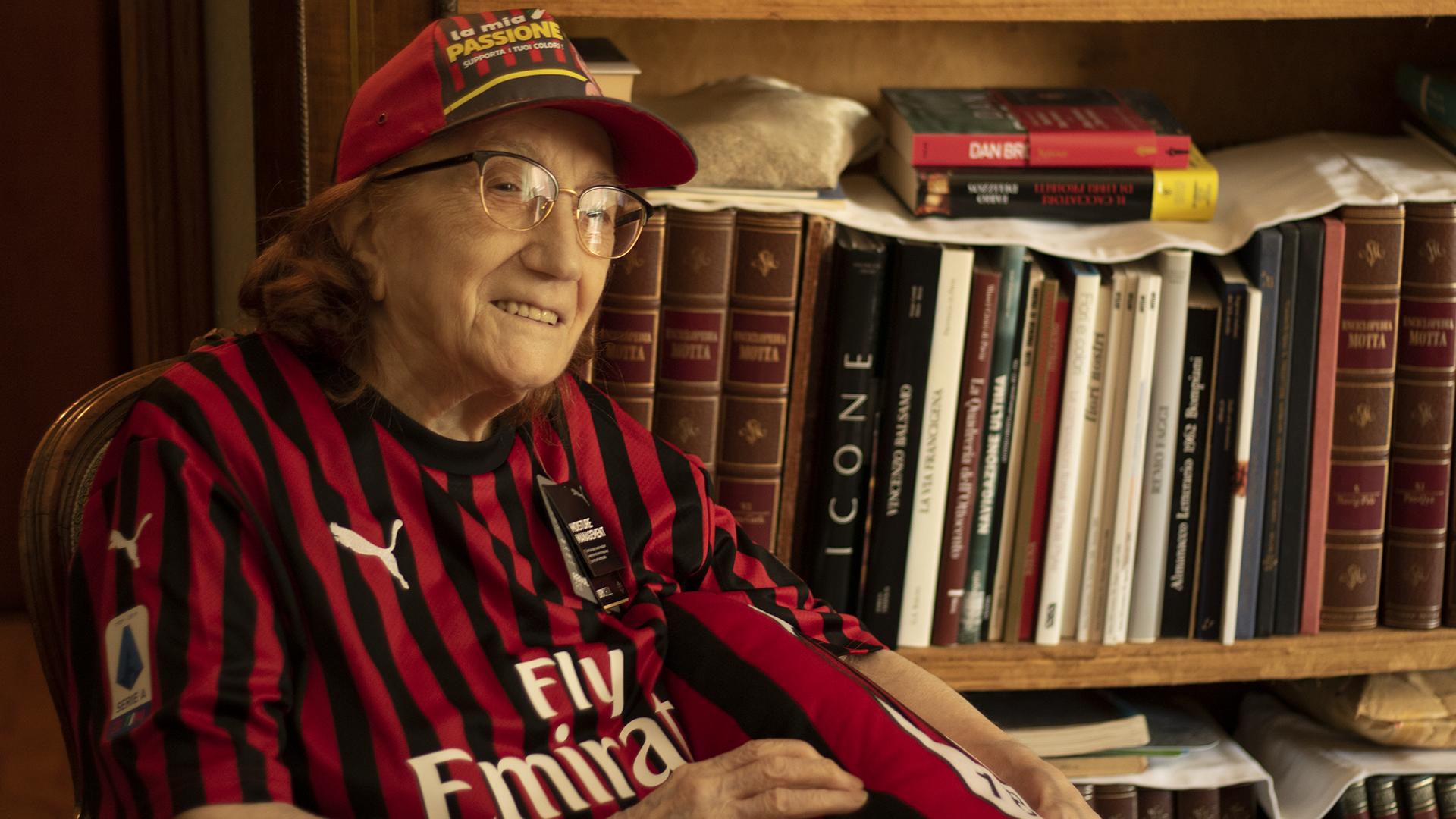 L'AC Milan rend un émouvant hommage à une supportrice