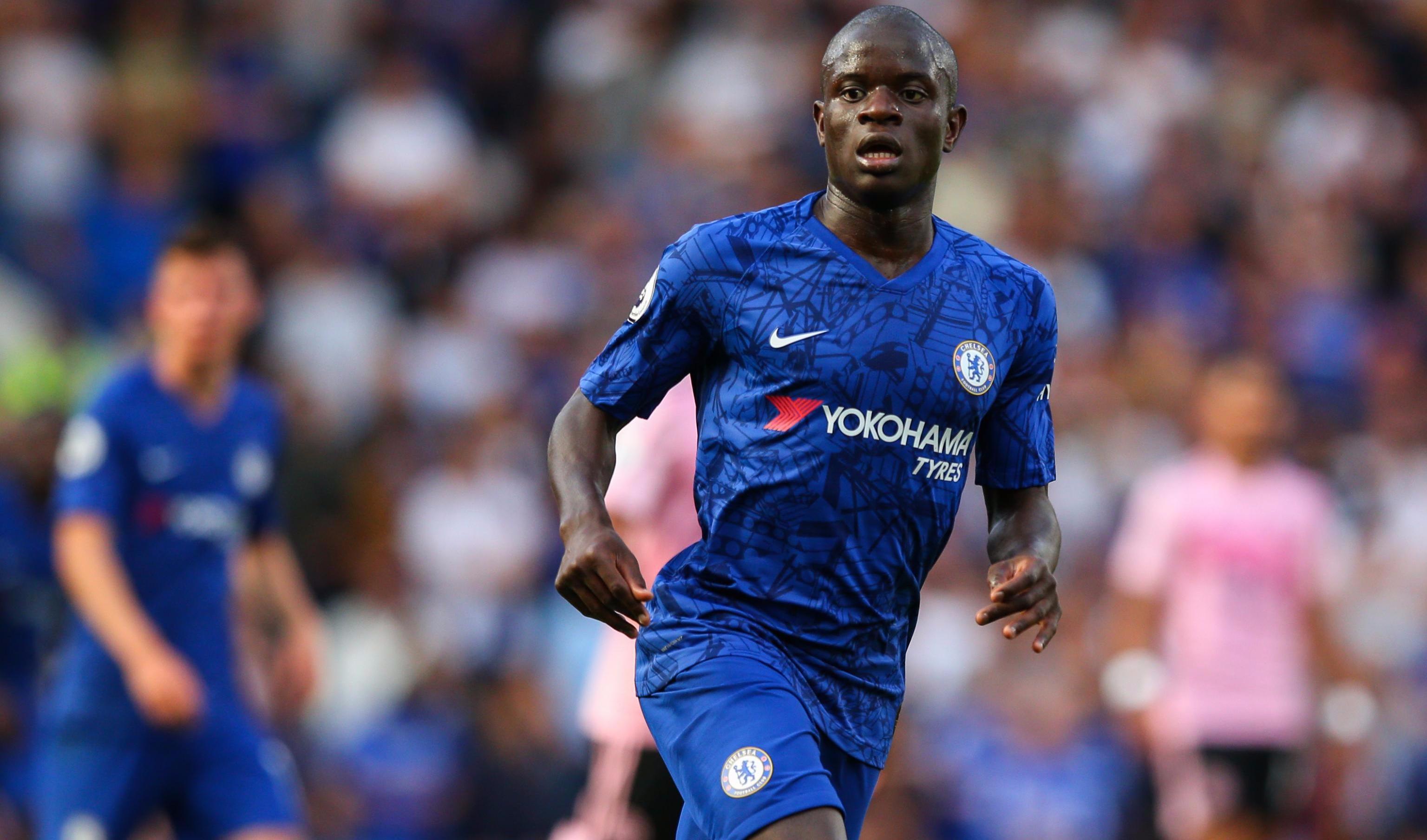 La surprise de N'Golo Kanté à un fan de Chelsea