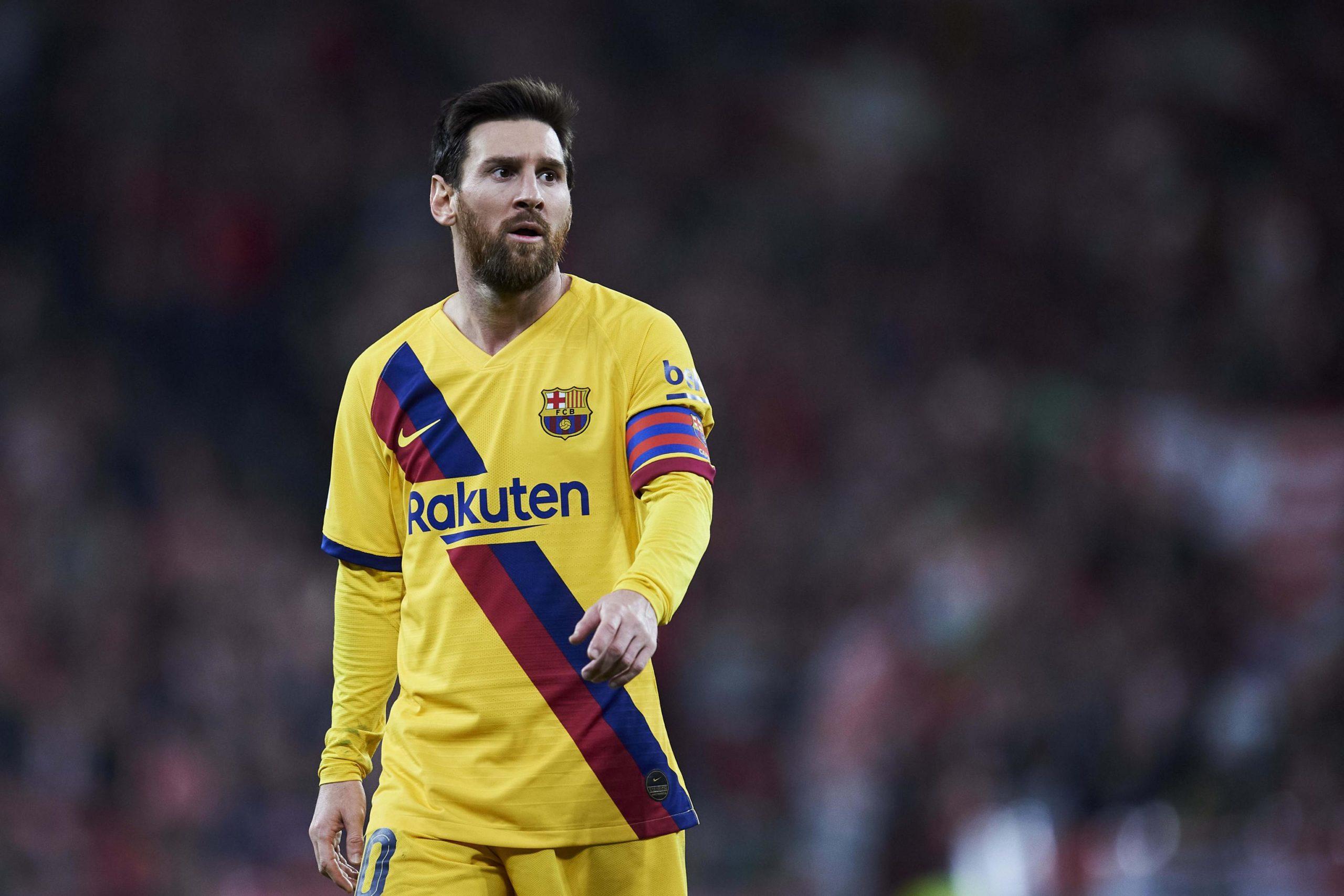 Le maillot extérieur du FC Barcelone pour la saison prochaine ?