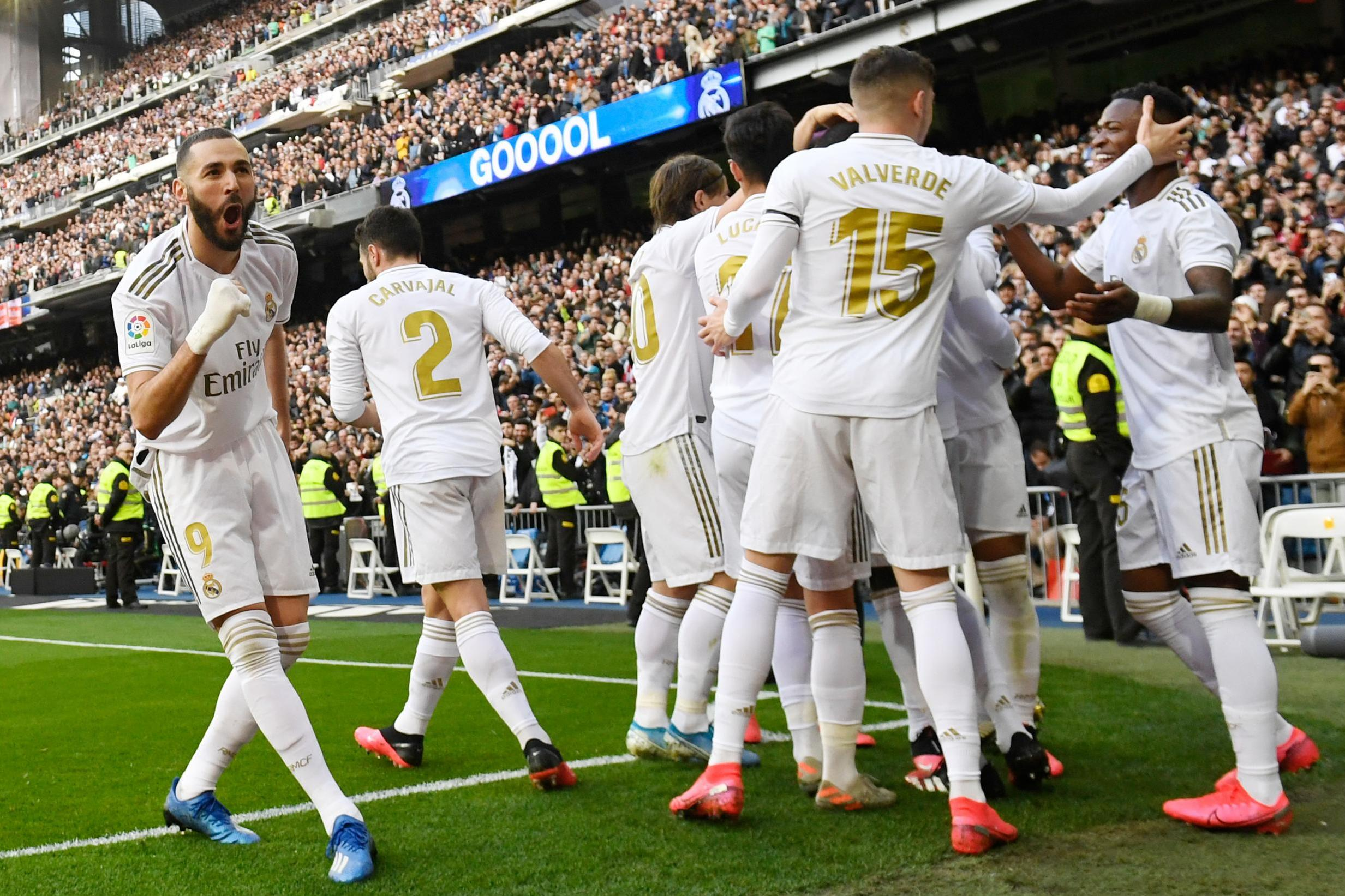 Les nouveaux maillots du Real Madrid dévoilés ?