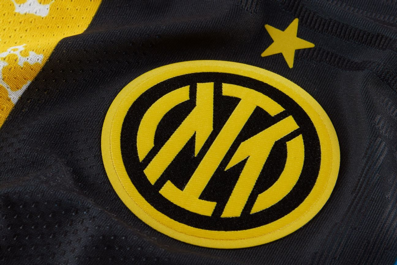 L'Inter Milan jouera avec un maillot spécial contre l'AS Roma